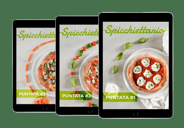 Puntate Spicchiettario Pizzeria La Scaletta