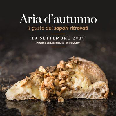 pizzeria gourmet la scaletta eventi autunno 2019