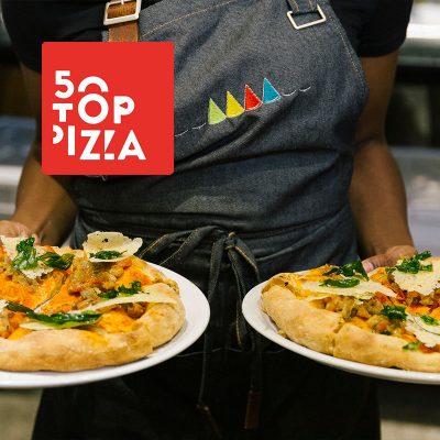 pizzeria La sacaletta - 50 op pizza